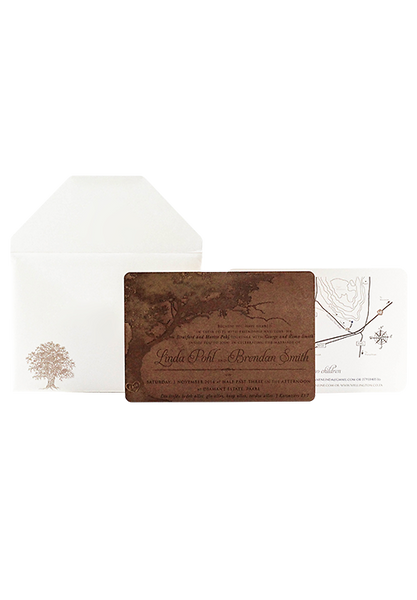 Old Oak Invitation