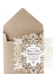 Bouquet Belle Invitation