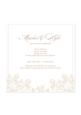 Briar Rose Digital Save the date