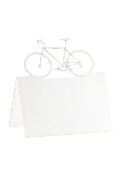 Bicycle Pop-Up Placecard