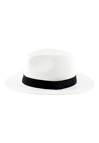 Panama Hat - White