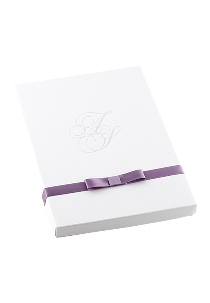 Curious Luxury Boxed Invitation