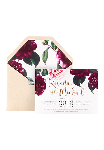 Adelicia Invitation