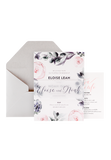 Peonie Pose Invitation