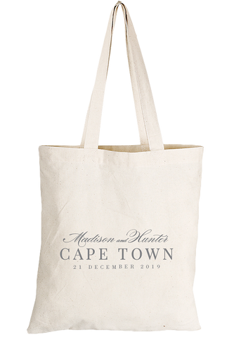 Madison Tote Bag