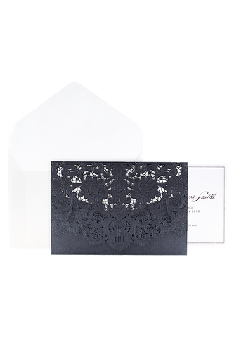 Monaco Invitation - Black Standard Edition