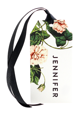 Botanica Place Card Tag