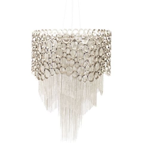 Venus Nickel Chandelier E27 40W 5
