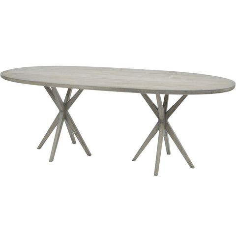 Fairmont Oval Mindi Dining Table