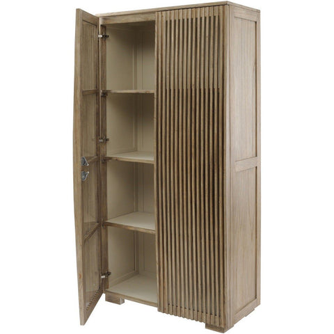 Beaulieu Mindi Wood 2 Door Cabinet