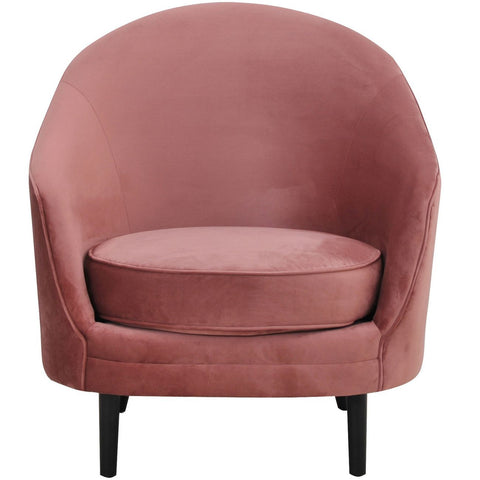 Henley Rose Pink Occasional Chair