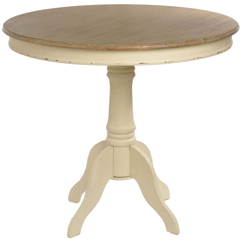 7905 Country Round Side Table