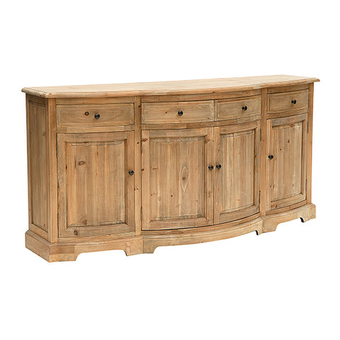 Becton oak Sideboard