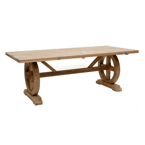 Chadwell Fixed Top Table