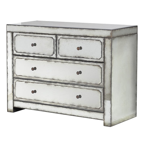 Venetian Antiqued 2/2 Chest