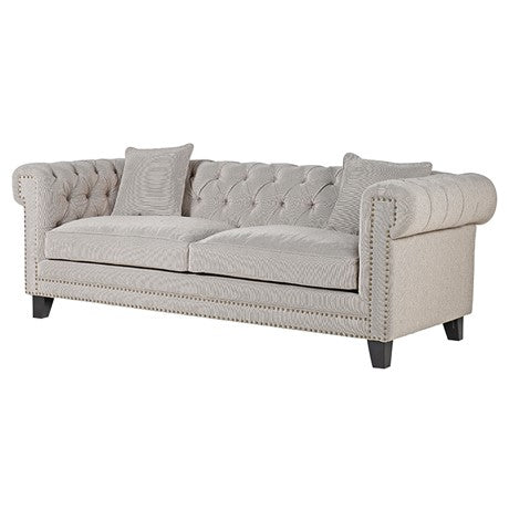 Clitherow 3 seater chesterfield sofa