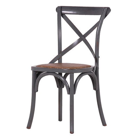 X Back Dining Chair