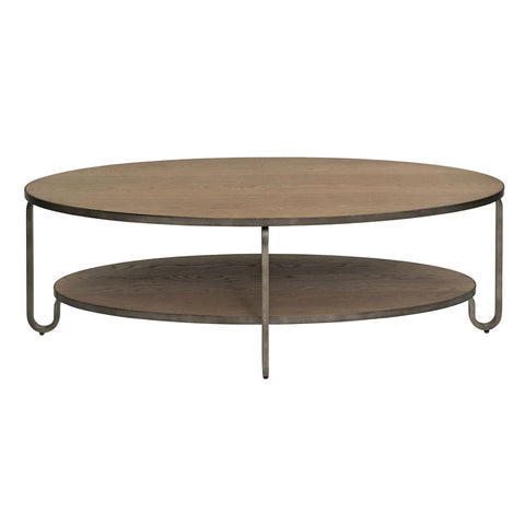 Camden Coffee Table Oval