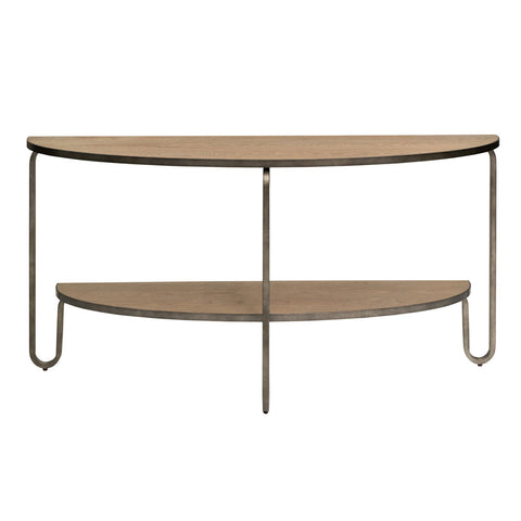 Camden Console Table 1/2 Oval