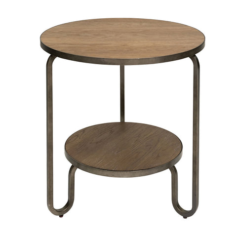 Camden Side Table Round