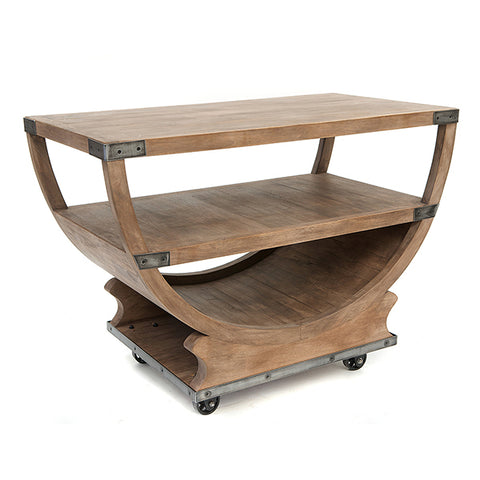 Woodford Dining Cart