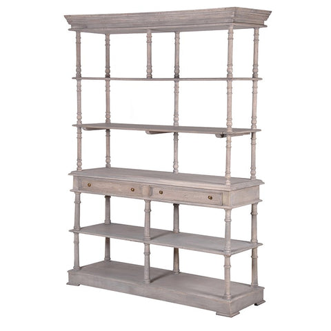 IMPERIAL LARGE SHELVING UNIT