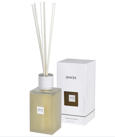 WHITE EXTRA LARGE ROOM AROMATIC DIFFUSER 220ML
