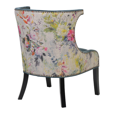 Broughton Mist Studded Chair
