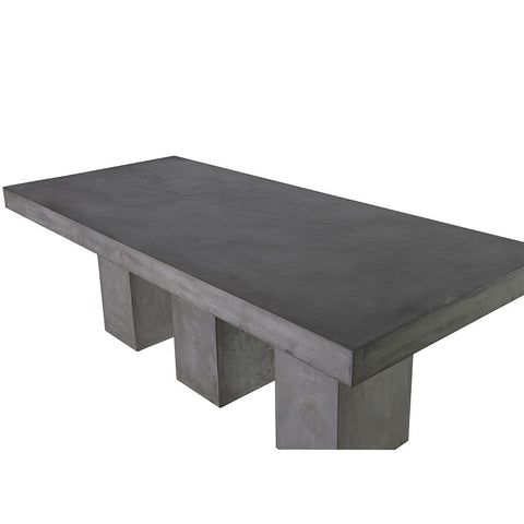 Concrete Contemporary Dining Table