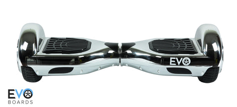 Platinum Chrome Swegway Hoverboard Segway Balance Board