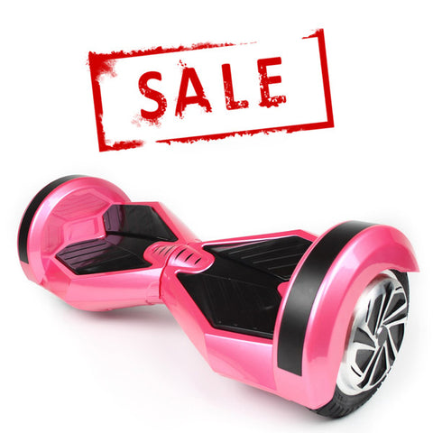SPECIAL OFFER - Hot Pink Swegway Hoverboard Balance Board [Bluetooth + Disco LED]