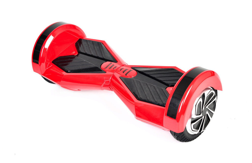 SPECIAL OFFER - RED Swegway Hoverboard Balance Board [Bluetooth + Disco LED]