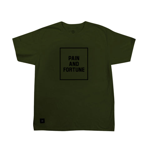 Pain And Fortune Olive