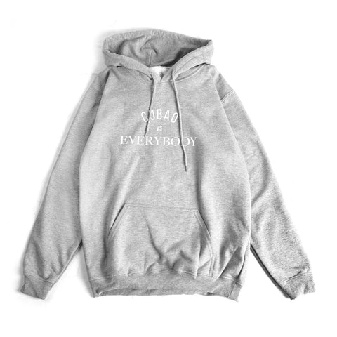 Cubao VS Everybody Hoodie Grey