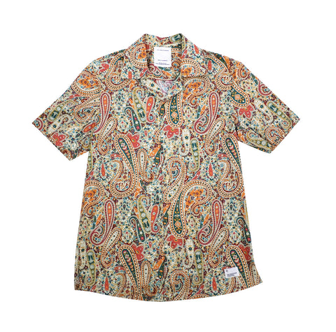 Paisley Psych Button-Down