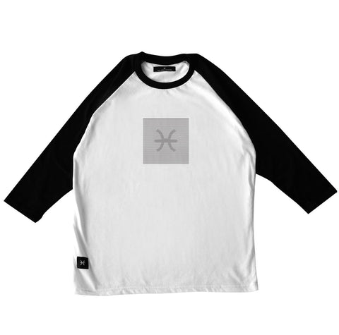 Box Stripe Raglan