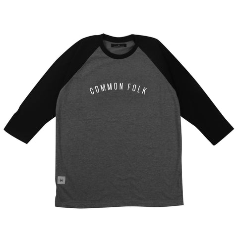 Common Folk Raglan
