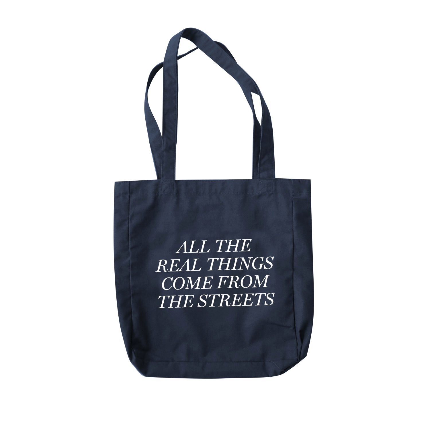 All The Real Things Denim (Tote)