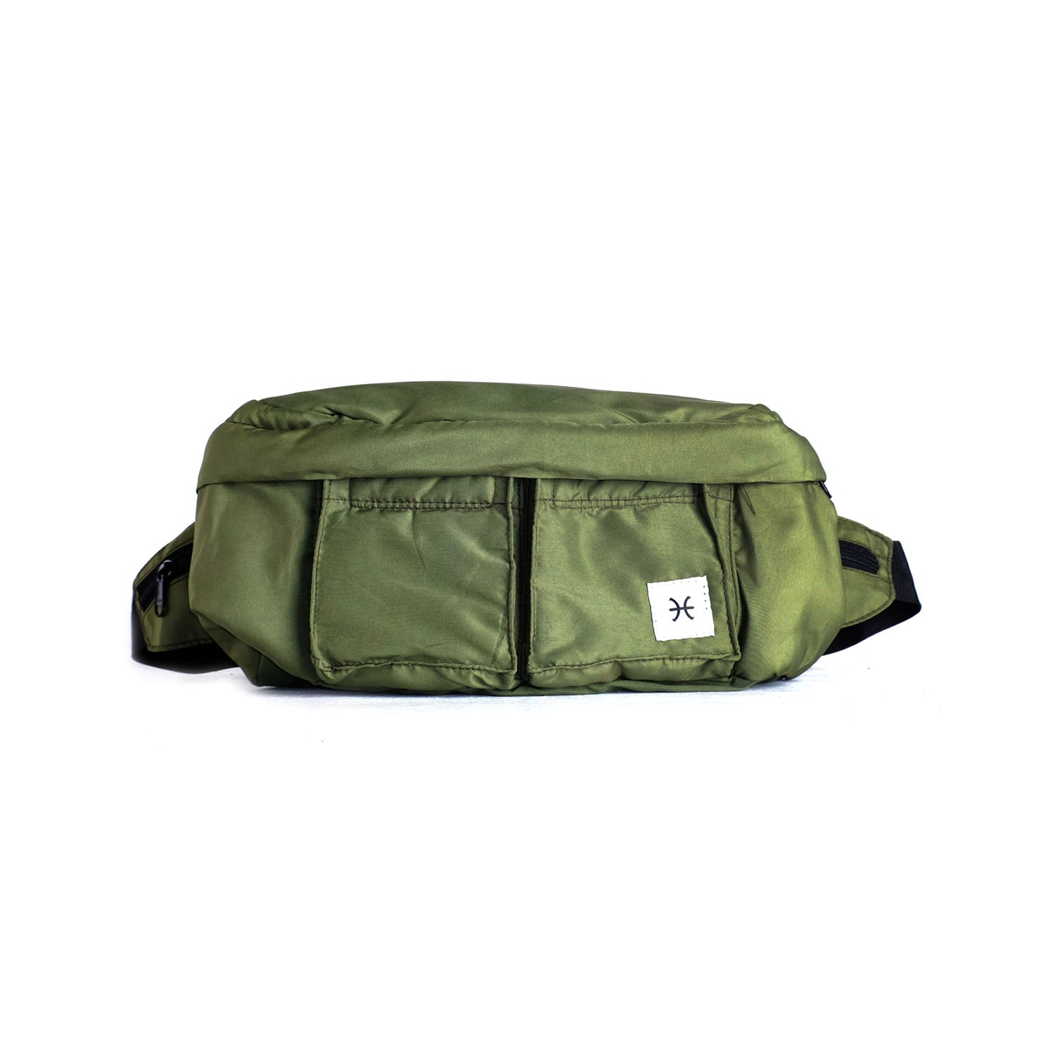 Waist Pack Green (Large)