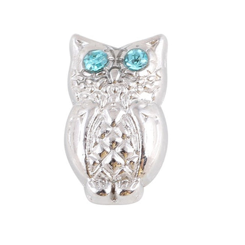 Owl Floating Charm
