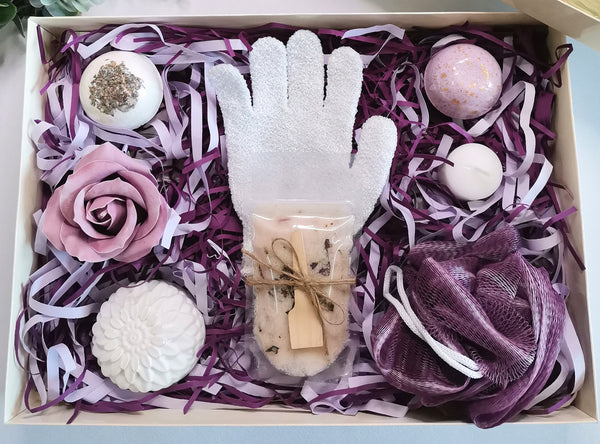 The Calming Pamper Kit