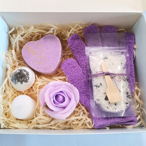 The Lavender Pamper Kit