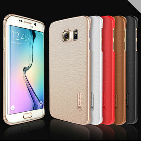 Nillkin Super frosted shield Case for Samsung Galaxy S6 Edge