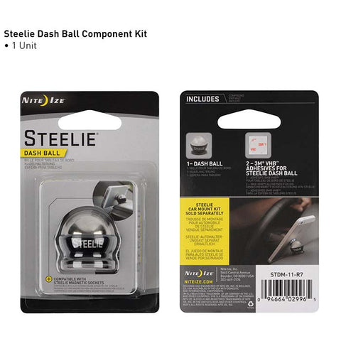 Nite Ize Steelie Dash Ball Kit