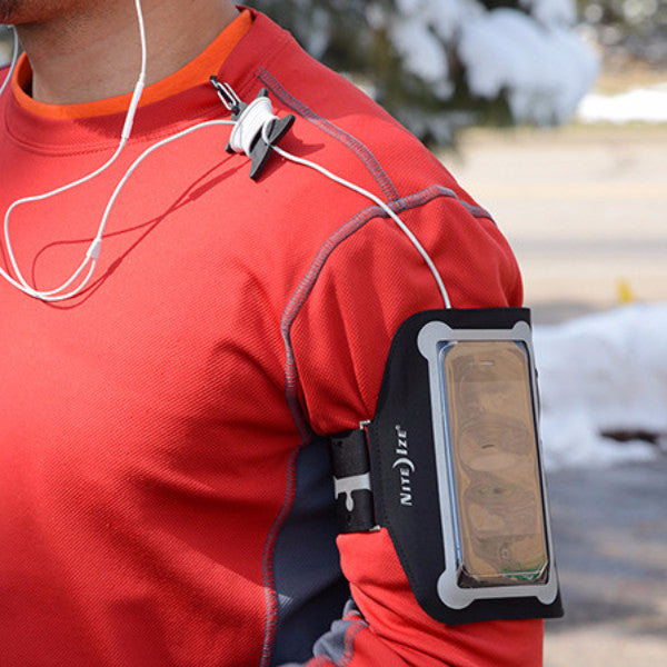 Niteize Action ArmBand for iPhone 6/6S and Samsung