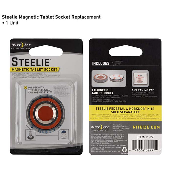 Nite Ize Steelie Magnetic Tablet Socket Kit