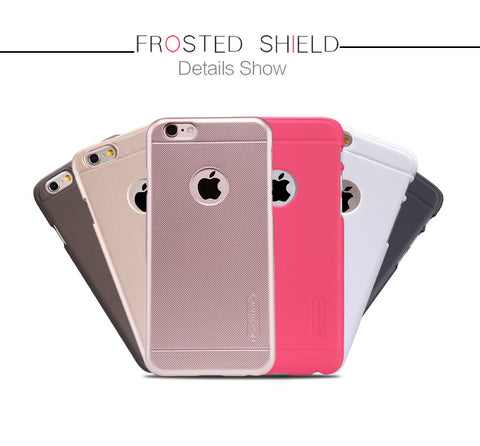 Nillkin Super frosted shield Case for iPhone 6/6S and iPhone 6/6S Plus