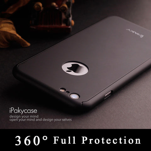 iPhone 6/6S Plus 360 Whole Round Case  - iPaky