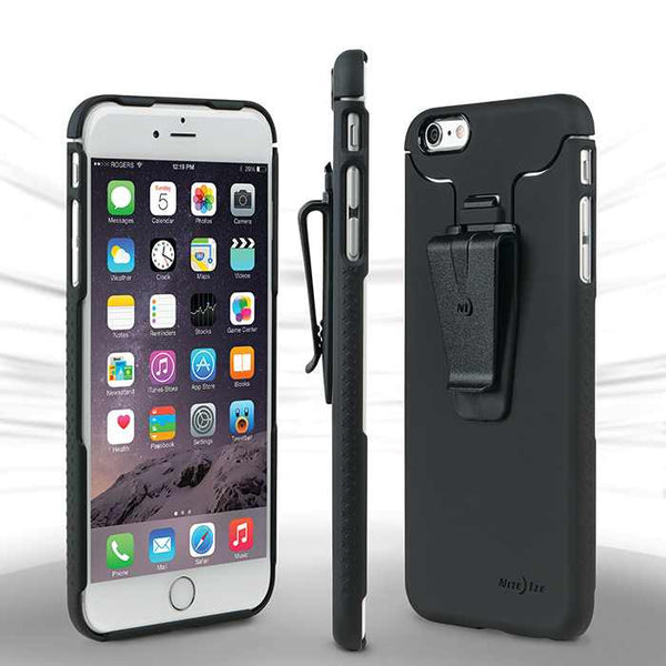 Nite Ize Connect Case for iPhone 6/6S and 6/6S Plus