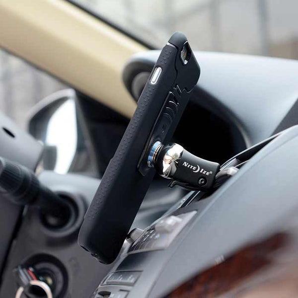 Steelie Connect Case System and Car Mount For iPhone 6/6S